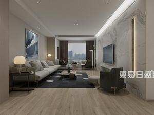 滨河阳光-180平米四室二厅-现代简约装修风格赏析