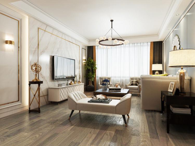 通过对生活的积累,将有温度的设计融入西方的文化理念,打造一个别致、摩登的居住空间。家居的装饰诉说平凡的日常,却又处处彰显精致和得体,让人第一眼看去就心生视觉上的欢愉。这个轻奢的设计,低调而有内涵。