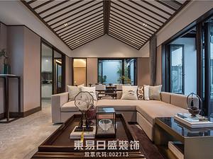 沂州古城-四合院360平米-新中式风格实景图赏析