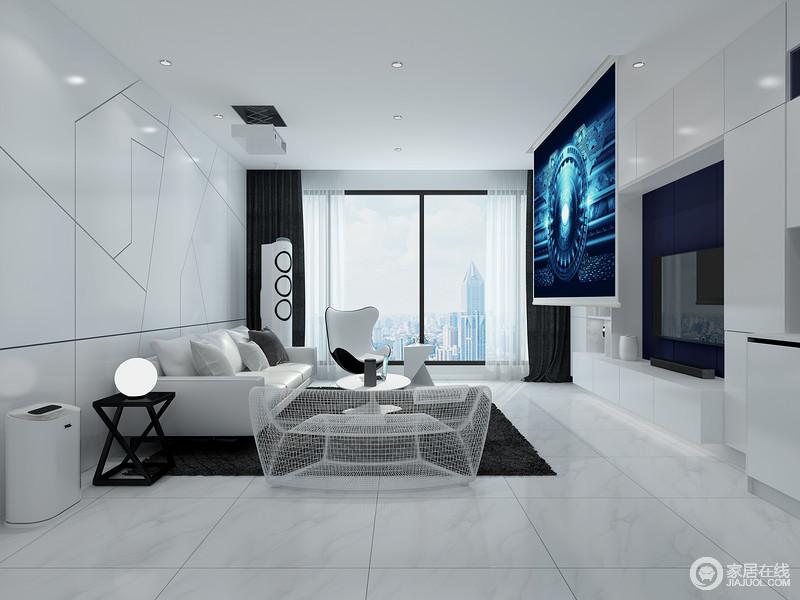 随着科技主义日渐渗透到家居中,提升家居安全性、便利性、舒适性、艺术性,并实现环保节能的居住环境成为更多业主的需求,智能系统为您做到身在外,家在身边, 回到家,世界就在眼前。