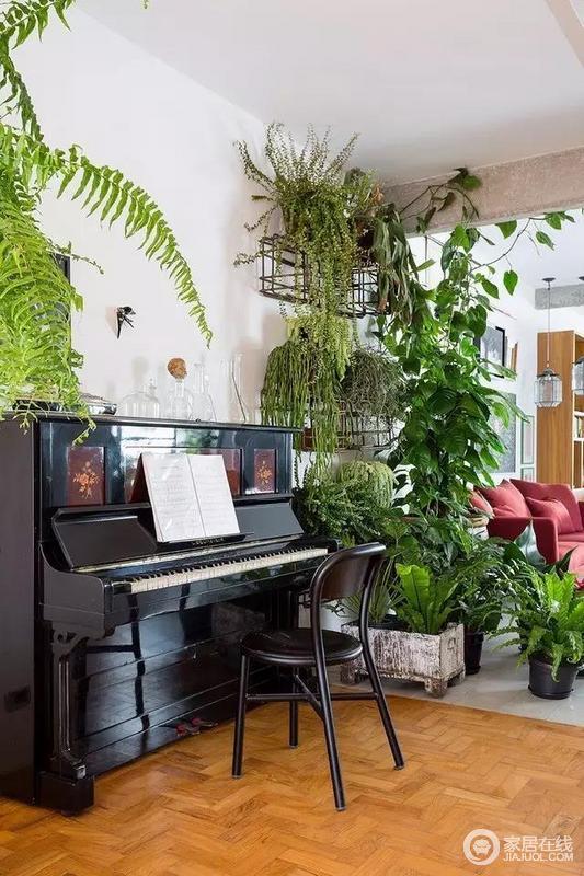 一台心爱的钢琴,一些经典的设计作品