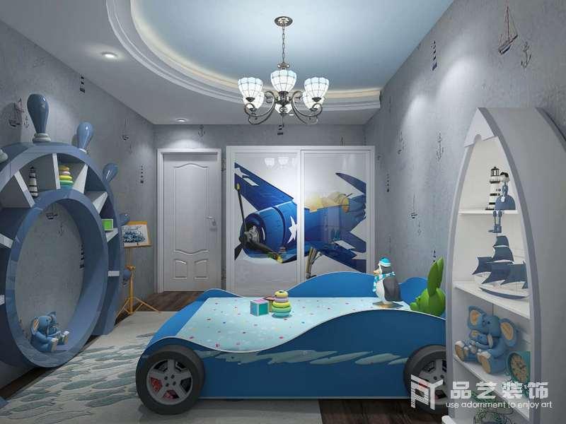 香頌-兒童房