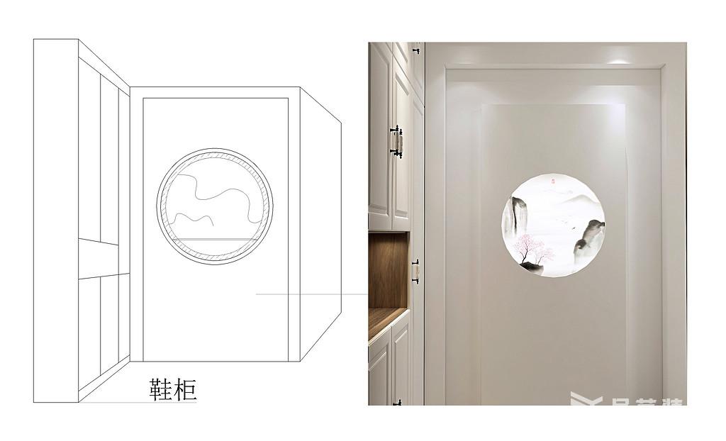 香颂-门厅