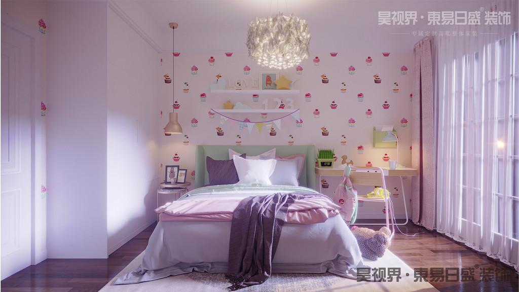 创意满满的儿童房设计,给你家宝宝一个有趣的小窝。