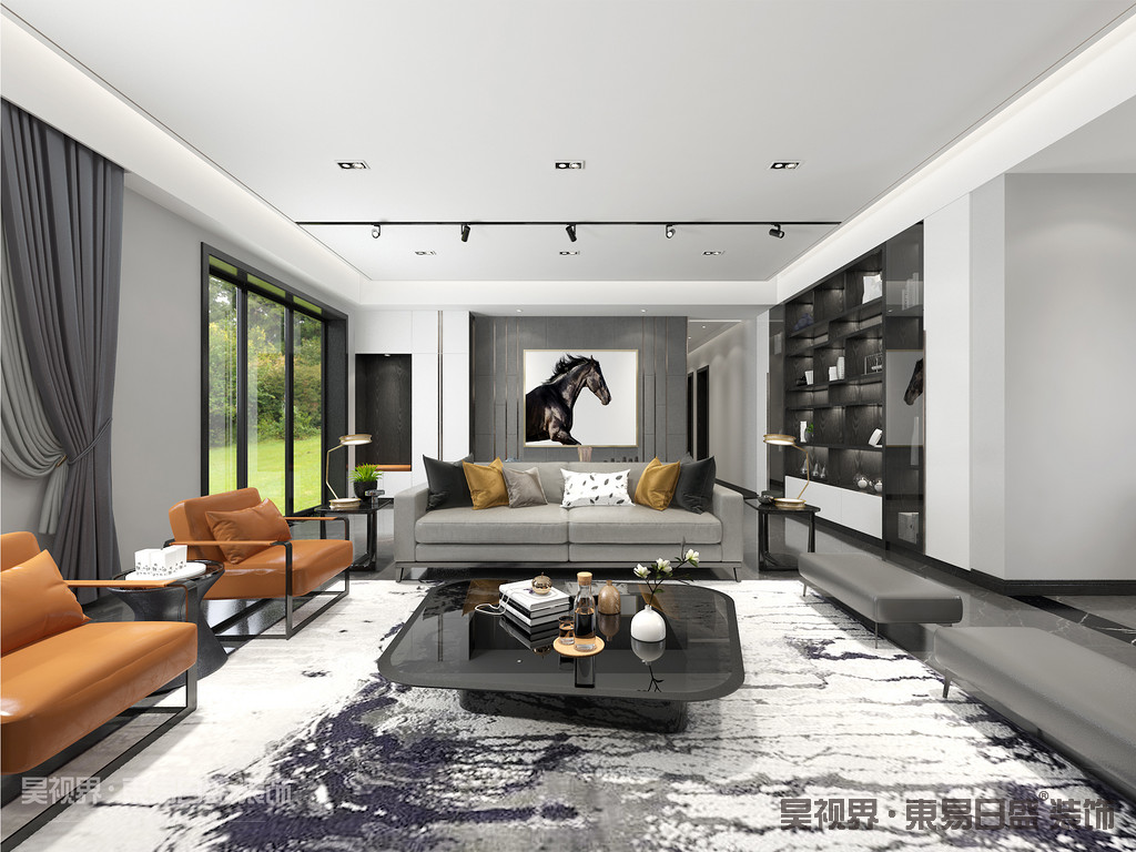 原始自建房层高过高,对设备能耗是严重浪费的同时,也大大降低的舒适度。