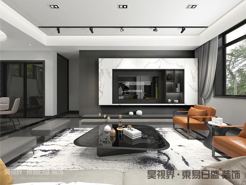 整体风格上采用黑白灰为主色调,彰显时尚与个性。