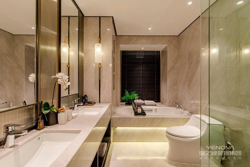无论是从大空间到装饰小细节,都流露出气质非凡的格调,从而显现出高级居宅的时代定义。