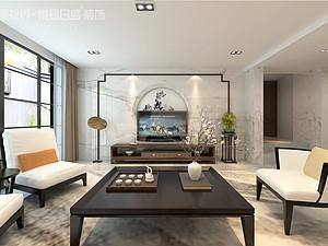 现代风格 | 联盟新城300m²