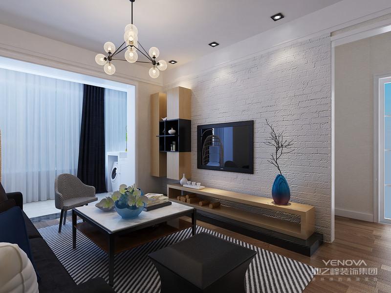 强调功能性设计,线条简约流畅,色彩对比强烈,这是现代风格家具的特点。