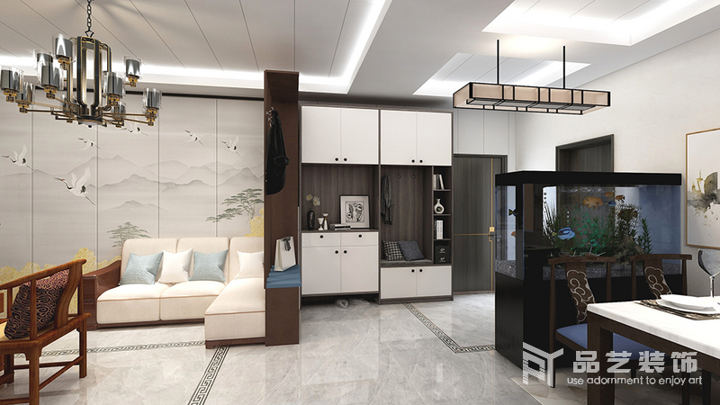 迎澤區-化纖公寓-門廳