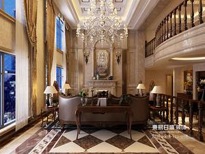 临沂装修别墅私宅两套欧式古典风格
