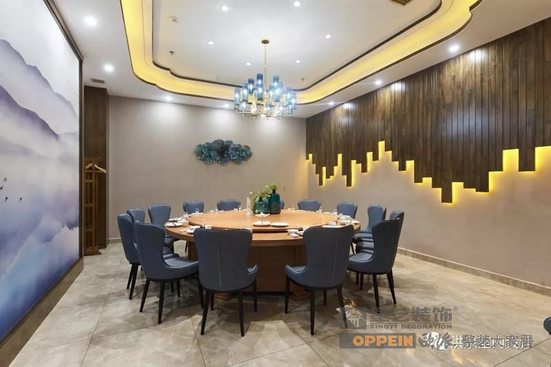 海棠餐厅-中式风格-包间