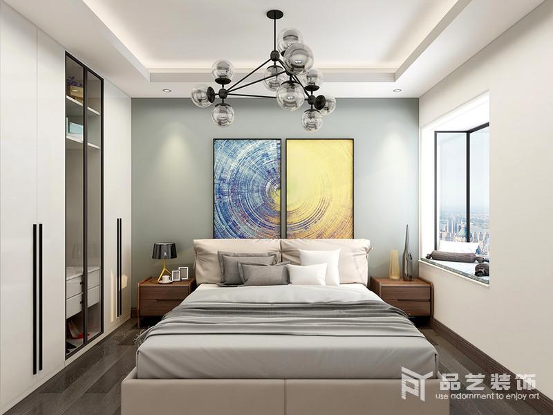 首開國風瑯樾-臥室