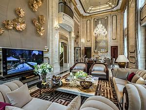 凤凰城-别墅350平米-欧式风格案例赏析
