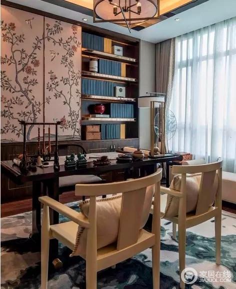 毛笔字,中国文化,设计浑然天成、神秘优雅