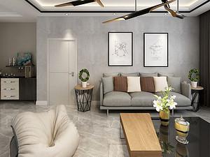 东郡苑三居室 140㎡ 现代简约风格