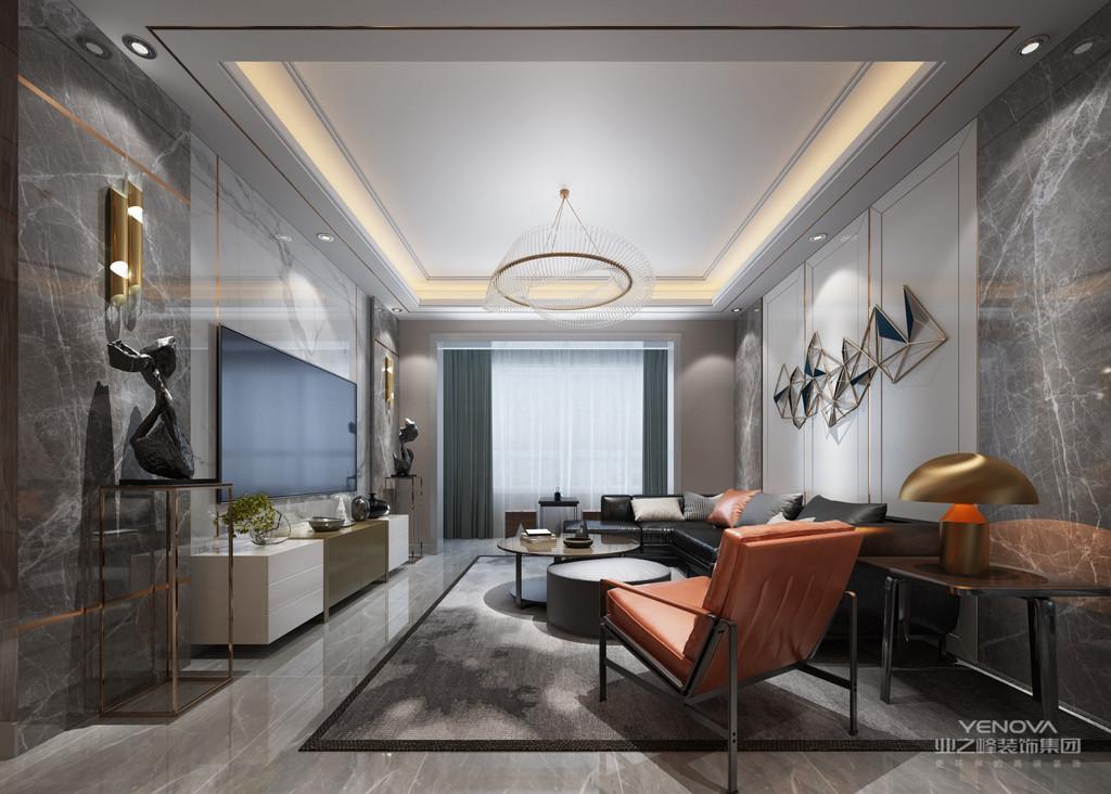 该设计的特色是将房屋的原材料、色彩搭配、灯光照明等进行最大化的简化!但就是这些相当简单的家居装饰,通过设计师的编排设计,往往可以起到很好的视觉效果