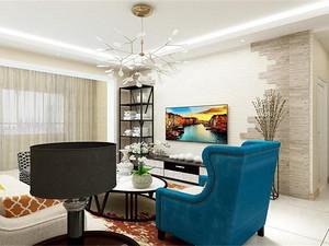 保利香槟国际140平米现代简约风格